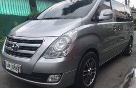 Selling Hyundai Starex 2014 Manual Diesel in Quezon City