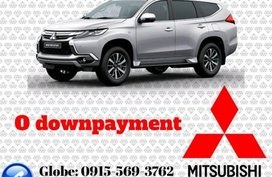 Selling 2018 Mitsubishi Montero Sport for sale in Malabon