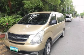 2010 Hyundai Starex for sale in Caloocan