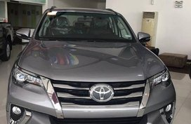 Selling Brand New Toyota Fortuner 2019 Automatic Diesel for sale in Manila