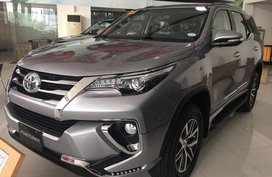 Brand New Toyota Fortuner 2019 for sale in Manila