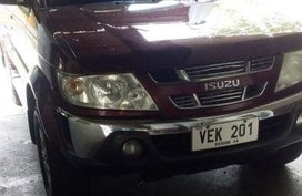 Selling 2nd Hand Isuzu Sportivo 2008 at 100000 km in Las Piñas
