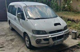 Selling Hyundai Starex 1999 Van Automatic Diesel in Tagbilaran
