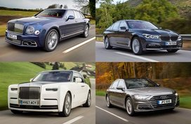 Top 10 best luxury cars for 2019