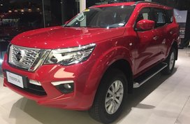 Selling  Brand New Nissan Terra 2019 for sale in Quezon City