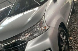 Sell Silver 2017 Toyota Avanza at Manual Gasoline at 8800 km in Quezon City