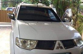 2nd Hand Mitsubishi Montero Sport 2012 for sale in Digos