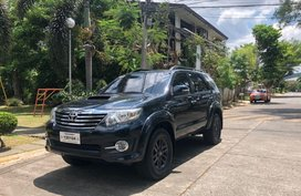 2015 Toyota Fortuner for sale in Davao City