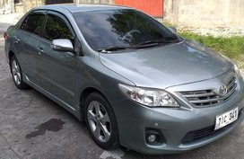2nd Hand Toyota Corolla Altis 2011 at 90000 km for sale in Las Piñas