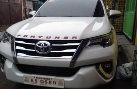 Selling 2nd Hand Toyota Fortuner 2018 in Mabalacat
