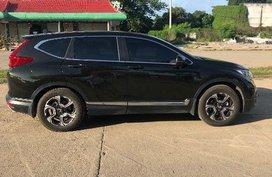 Selling 2018 Honda Cr-V for sale in Davao City