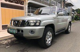 Selling 2007 Nissan Patrol Super Safari for sale in Manila