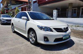 2nd Hand Toyota Altis 2011 for sale in Parañaque
