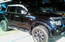 Selling 2nd Hand Mitsubishi Montero 2014 at 60000 km in Cabanatuan