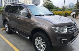 2nd Hand Mitsubishi Montero Sport 2015 Automatic Diesel for sale in Pasay