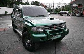 Mitsubishi Pajero 2002 Automatic Diesel for sale in Cebu City
