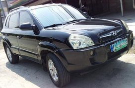 Selling 2nd Hand Hyundai Tucson 2009 Automatic Diesel at 130000 in Parañaque