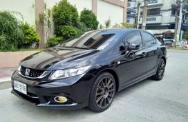 2nd Hand Honda Civic 2015 at 30000 km for sale in Quezon City
