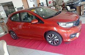 Selling Black Honda Brio 2019 Automatic Gasoline in Quezon City