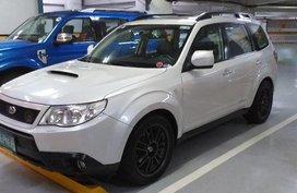 Selling Subaru Forester 2010 at 85000 km in Las Piñas