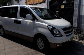 Selling 2013 Hyundai Grand Starex for sale in Quezon City