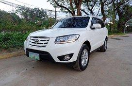 Selling 2011 Hyundai Santa Fe SUV for sale in Quezon City