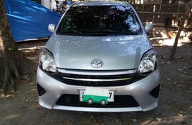 2nd Hand Toyota Wigo 2014 for sale in Capas