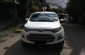 2nd Hand Ford Ecosport 2014 Automatic Gasoline for sale in Quezon City