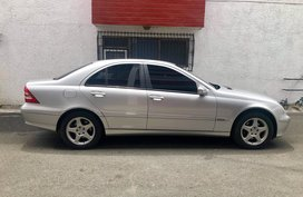 2nd Hand Mercedes-Benz C220 2002 at 51000 km for sale in Pasig
