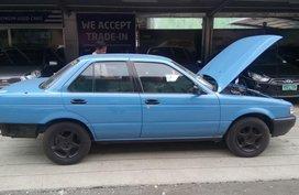 Selling Blue Nissan Sentra 1994 at 145000 km in Mandaue