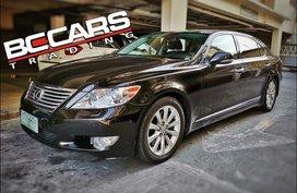 Selling 2nd Hand Lexus Ls460l 2012 Automatic Gasoline in Quezon City