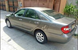 Selling 2nd Hand Toyota Camry 2004 Automatic Gasoline at 110000 km in Taguig