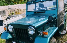 Mitsubishi Jeep Manual Gasoline for sale in Cagayan de Oro