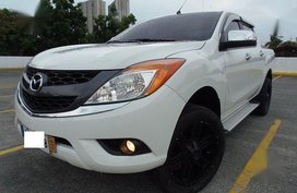 2nd Hand Mazda Bt-50 2014 for sale in Quezon City