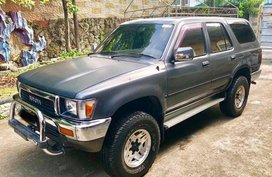 2nd Hand Toyota Hilux 2002 Manual Diesel for sale in Quezon City