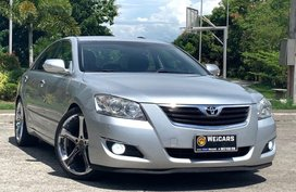 Sell 2nd Hand 2008 Toyota Camry Automatic Gasoline at 60000 km in Quezon City
