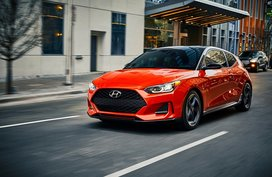 Hyundai Veloster 2019 Philippines Review, Specsheet & Price
