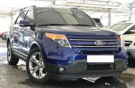2nd Hand Ford Explorer 2015 for sale in Makati