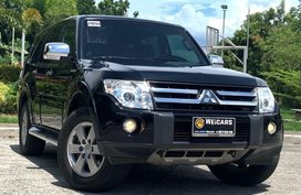 Selling 2nd Hand Mitsubishi Pajero 2008 Automatic Gasoline at 60000 km in Quezon City