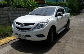 Selling 2nd Hand Mazda Bt-50 2015 at 60000 km