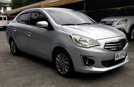 Selling Silver Mitsubishi Mirage G4 2015 in Cainta