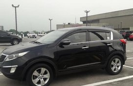 Selling 2nd Hand Kia Sportage 2012 in Quezon City