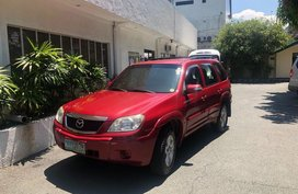 Selling Mazda Tribute 2009 SUV Automatic Gasoline in Bacoor