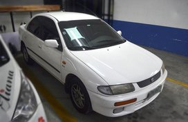 Sell 2nd Hand 1997 Mazda Familia Automatic Gasoline at 130000 km in Pasig