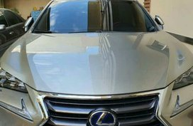2nd Hand Lexus Nx 2015 for sale in Caloocan