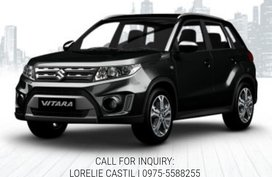 2019 Black Brand New Suzuki Vitara for sale in Muntinlupa