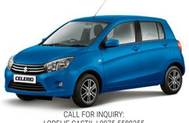 Selling 2019 Brand New Suzuki Celerio in Muntinlupa