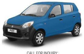 2019 Brand New Suzuki Alto Blue for sale in Muntinlupa