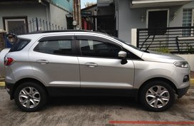 2nd Hand Silver Ford Ecosport 2015 For Sale in Marikina