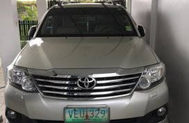 Used Toyota Fortuner 2012 for sale in Imus
